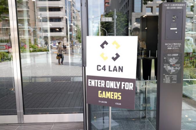 超大型コミュニティーイベント「C4 LAN 2019 SPRING」参加者インタビュー